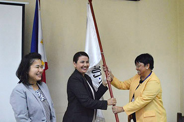 Mary Mitzi Cajayon-Uy named as the new CWC Executive Director